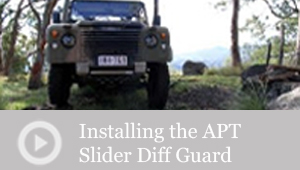 Installing the APT Slider Diff Guard